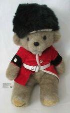 Merrythought  Ironbridge Shrops English Palace Guard Plush Teddy Bear GUC