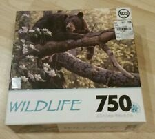 """""""Waiting on Apples"""" 750 piece Wildlife Series puzzle by Greg Alexander"""