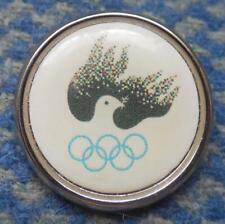 INTERNATIONAL OLYMPIC TRUCE CENTRE 1990's PIN BADGE