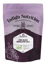 Sal de Himalaya fina negro - 250g - (mejor calidad) Indigo Hierbas