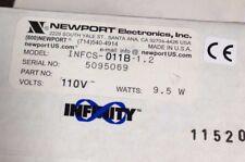 NEWPORT PANEL MOUNT METER INFCS-011B-1.2 , 110V 9.5W