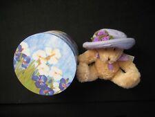 Avon Hatbox Bear Nip