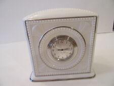 Lenox Artiste Collection Quartz Movement Clock (Mint)