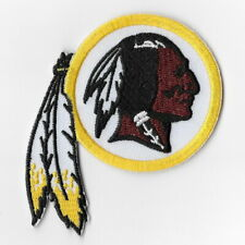 Washington Redskins Iron on Patches Embroidered Badge Patch Applique Sew FN