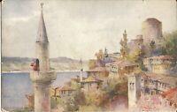 Constantinople / Istanbul, TURKEY- Roumeli-Hissar
