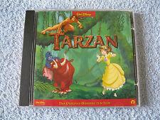 CD Hörspiel Tarzan Walt Disney Original Hörspiel Zum Film