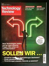 NEU! Technology Review – DAS MAGAZIN FÜR INNOVATION – Oktober 10/2017