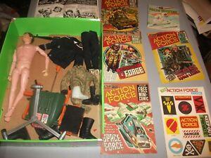 "1960s-70s 12"" vintage Gi Joe / Action man Uniforms and parts LOT # 58"