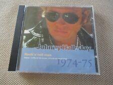 "RARE! CD ""JOHNNY HALLYDAY, VOLUME 15 : ROCK N ROLL MAN"" 1974 - 1975"