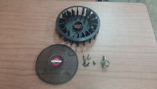 Briggs and Stratton OHV Engine Model 31F707 Fan and Screen Assembly