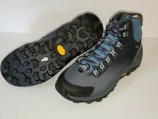MW38 New Merrell Thermo Cross Mid GORE -TEX Trekking Hiking Boot Women 7 Blue