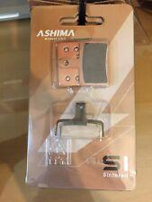 Ashima Shimano Deore / Tektro Auriga Sintered Disc Brake Pads