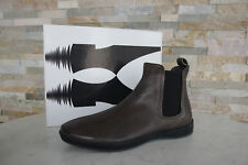 MORESCHI Taille 43,5 9,5 BOTTINES VINTAGE CHAUSSURES BOUE NEUF