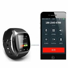 Bluetooth Smart Tracker Sports Watch Phone Mate For Android iPhone Samsung HTC