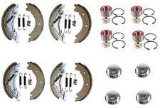 2 x Knott Bremse Bremsbackensatz 200x50 20-2425/1 4 x Radlagersatz 4 x Fettkappe