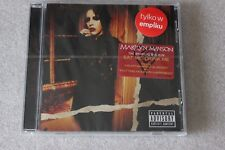 Marilyn Manson - Eat Me, Drink Me CD Polish Sticker