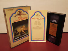 Silk Stockings - PAL VHS Video Tape - Pre-Cert - Fred Astaire - Cyd Charisse