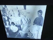 """Emily Carr """"Indian Basket Weaver"""" Canadian Art 35mm Slide"""