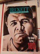 FEBRUARY 1995 BABE RUTH BECKETT MAGAZINE