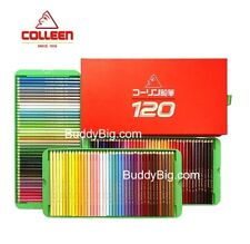 Colleen Colored Pencil 120 Colors Non-toxic High Quality For Kids Art
