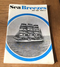 Sea Breezes Magazine, July 1964