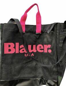 BLAUER Hana Bag Sac à Main avec Bandoulière Pour Mer Et Temps Libre Noir