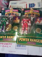 Bandai Mighty Morphin Power Rangers Jason and Tommy. New