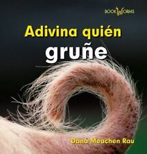 Adivina Quien Grune / Guess Who Grunts (Adivina Quien / Guess Who)-ExLibrary