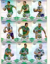 2013 NRL Traders Parallel PS36 Brett WHITE Canberra Raiders