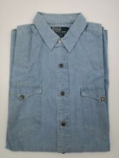 New POLO by RALPH LAUREN Camicia Autentica - Western New Authentic shirt #7