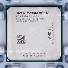 AMD Phenom II X4 850 (HDX850WFK42GM) CPU 667 MHz 3.3 GHz Socket AM3 100% Work