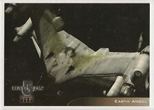 Babylon 5 Season 4 Trading Cards Starfury Aviation Art Chase Card V2 Earth Angel