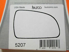 BURCO MIRROR GLASS # 5207 FITS 2006-2010 HYUNDAI SONATA RIGHT PASSENGER SIDE