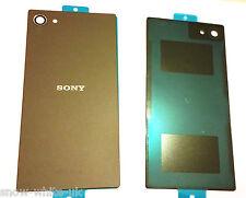 Battery Back Rear Glass Cover For Sony Xperia Z5 Compact Mini E5823 E5803 Grey