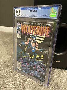 Wolverine #1 CGC 9.6