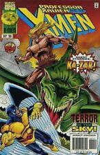 Professor Xavier & the X-Men (1995-1997) #11