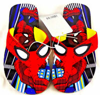 "Disney Store Spider-Man ""Web feet"" Flip Flops for Kids"