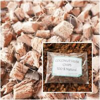 Orchids Bark Coconut Husk Fiber Chips Flowers Hydrated Magic