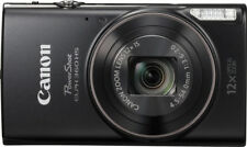 Canon - PowerShot ELPH 360 20.2-Megapixel Digital Camera - Black