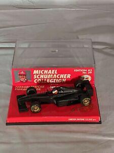 Michael Schumacher Collection Nr. 39, 1998 Ferrari F300 Testcar,1:43 Minichamps
