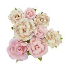 Prima Mulberry Paper Flowers - Friends Always/my Sweet