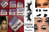 25mm Mink Lashes, Real Mink Lashes, Dramatic Eyelashes5D Eyelashes