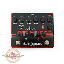 Brand New Electro-Harmonix Deluxe Big Muff Pi Distortion Pedal