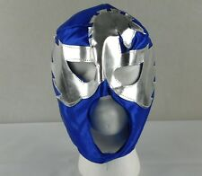 Pegasis Kid Chris Benoit Blue Wrestling Mask Wrestler WWE Lucha Libre Costume