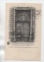 DIJON - Porte Ecole St François de Sales  (A7281)