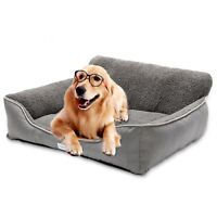 Pet Dog Bed for Medium Dogs(X-Large for Large Dogs)Dog Bed with Machine Washable