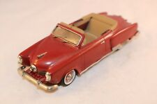 Provence Moulage Studebaker 1951 convertible in great all original condition