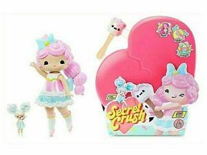 Secret Crush Pippa Posie & Millie Dollops Surprise Dolls Set New Xmas Toy Gift