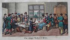 Original Grafiken & Drucke aus Polen mit Kupferstich-Technik von 1800-1899