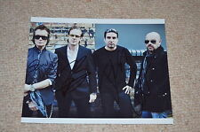 BLACK COUNTRY COMMUNION signed Autogramm In Person 20x25 BONAMASSA GLENN HUGHES